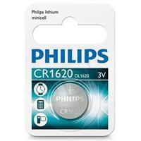 Bateria CR1620 PHILIPS 3V litowa